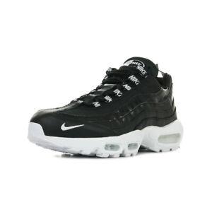e27bcbff42c Chaussures Baskets Nike homme Air Max 95 Premium taille Noir Noire ...