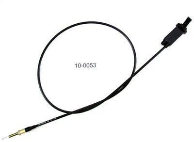 Motion Pro Choke Cable Fits Kawasaki Klf300 Bayou 1986 1987 Black Vinyl 03-0093