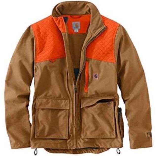 Carhartt Upland Field Hunting Jacket - M L XL 2XL - Rain Defender® - 102231