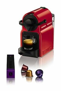 Nespresso Inissia Xn1005 Macchina Per Caffè Espresso Di Krups Une Grande VariéTé De Marchandises