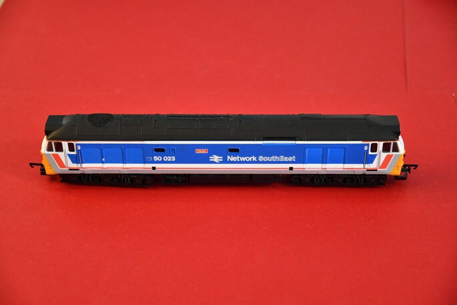 Lima Lok H0 - No 99 -  L205131-HD Class 50 50023 'Howe' in original Network Sout