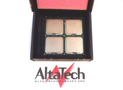 LOT OF 4 Intel Core 2 Duo SLGTE E7500 2.93GHz CPU 1066mhz LGA775 3MB w// Grease