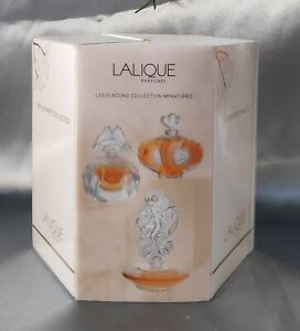 LALIQUE-COLLECTION-MINIATURES-LES-INTROUVABLE-3-X-5-ML-3-X-0-17-FL-OZ