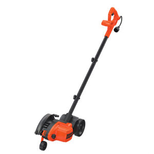 Black-amp-Decker-12-Amp-2-in-1-Landscape-Edger-and-Trencher-LE750-Recon