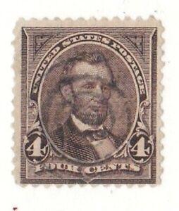 United-States-stamp-269-used