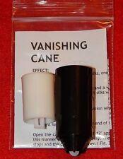 Vanishing Cane - Black Stage Magic Trick-Illusion Fantasio Style