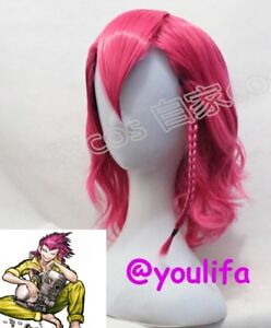 Details About Danganronpa 3 Kazuichi Souda Style Cosplay Party Full Wig Hair Y77