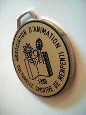 MEDAILLE 1988 ASSOCIATION SPORTIVE MENPENTI MARSEILLE PROVENCE