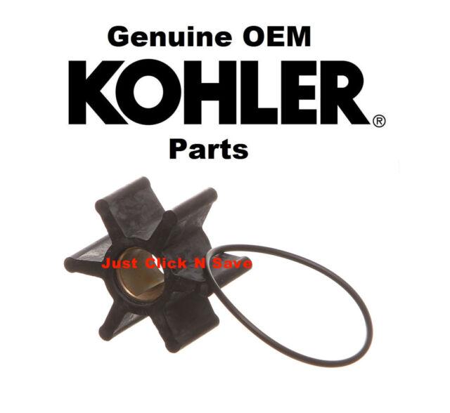 Sherwood 8000K  2pc  Water Pump Impeller Kit Kohler 359978 Sierra 23-3314
