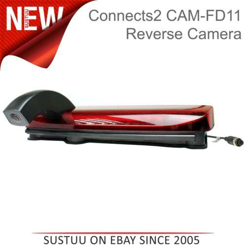 Connects 2 CAM-FD11 Luz De Freno Cámara de marcha atrás │ Para Ford Transit Connect van