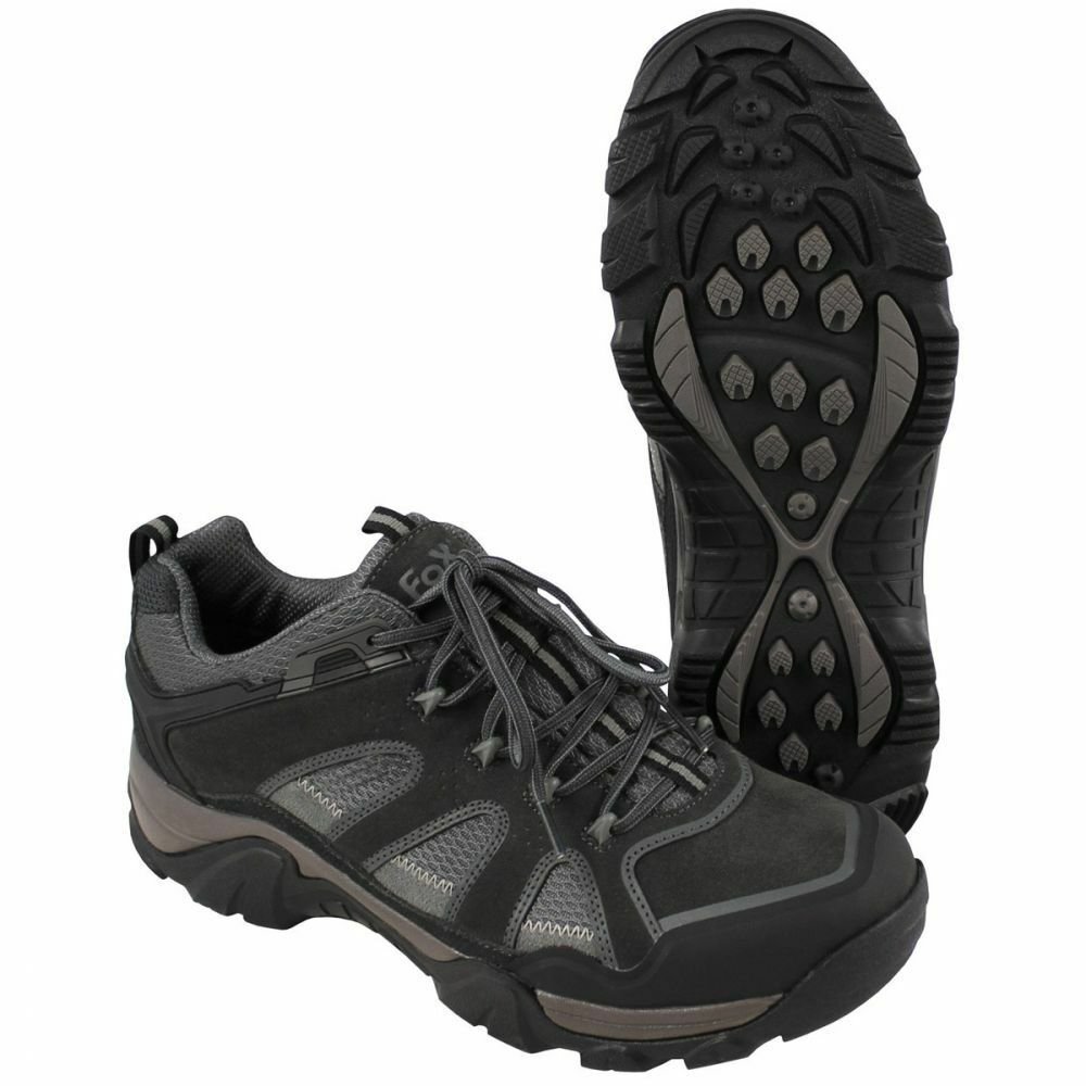 Fox Outdoor Mountain Trekking Schuh grau Mountain Outdoor Niedrig Outdoorschuhe Wanderschuhe Stiefel a6272f