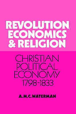 1 of 1 - Revolution, Economics and Religion: Christian Political Economy,-ExLibrary