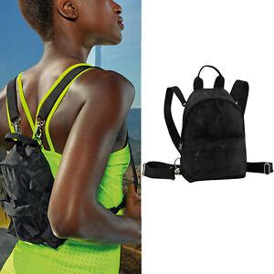 TR094 TriDri® Black Camo Mini Backpack Workout Gym Fitness Yoga Running bag
