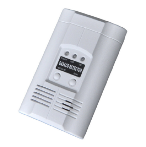 CO Carbon Monoxide Propane LPG LNG Gas Leak Sensor Warning Alarm Detector Tester