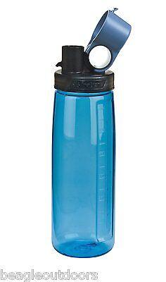 NEW Nalgene OTG On The Go 24oz Tritan Water Bottle Slate Blue fits Bike Cage