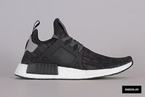 huge selection of 780a6 72626 Details about Adidas NMD XR1 PK Black Silver Size 9.5. S77195 yeezy ultra  boost