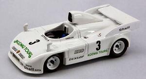 Porsche 908/4 N ° 3 Nurburgring 1981 Muller (accident mortel) Brunn 1:43 Modèle