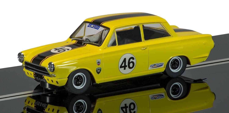 Scalextric Ford Cortina No46 Rare Collectors Club Edition C3502 Brand New Boxed