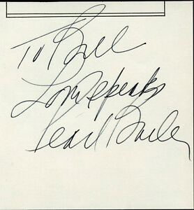 PEARL-BAILEY-AMERICAN-ACTRESS-amp-SINGER-SIGNATURE-ON-PAPER-BN4094