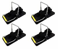 Snap-e Mouse Trap By Kness (4 Traps), New, Free Shipping on sale