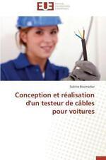 Conception et Realisation d'un Testeur de Cables Pour Voitures by Boumazbar...