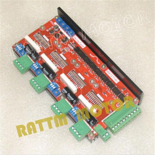 4 axis MACH 3 Breakout Board axes Pas à Pas Moteur Conducteur Carte Contrôleur Pour CNC Routeur