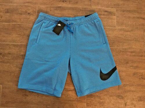 Hombre 882801668548 918888 azul 465 Fit Fleece blanco Shorts Us Nike Xs lunares Standard Sz w0Oqvv