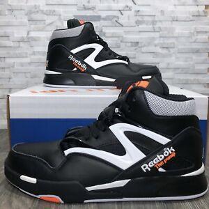 Reebok Pump Omni Zone 2 Dee Brown Sneakers Men's Size 7