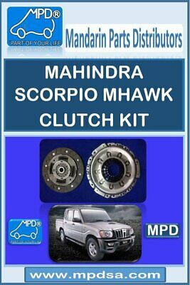 Mahindra scorpio gearbox in South Africa Replacement Parts