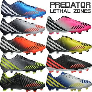 official photos 7397a 0c05d La imagen se está cargando Adidas-predator-lz-trx-fg-botas-de-futbol-