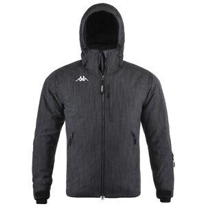 Kappa-Men-039-s-6Cento-612-Technical-Ski-Snowboard-Winter-Jacket-Slim-Fit-Black-Mel