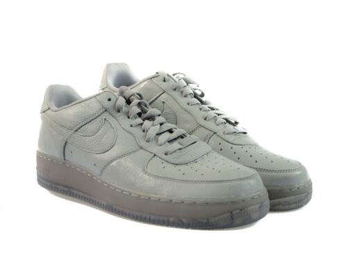 Crinkled Air 45 Nike 1 Force Prm Us grey 11 Tamaño Patent 10 Eu Uk Low OqqgZncd