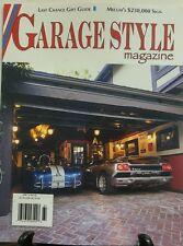 Garage Style Magazine Winter 2016 Monterey Experience Designer FREE SHIPPING sb