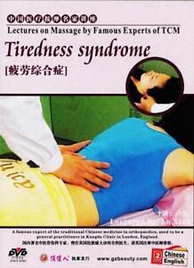 LEZIONI-sul-massaggio-da-esperti-famosi-di-TCM-Sindrome-da-stanchezza-DVD-Nuovo-di-Zecca
