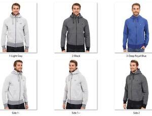 NWT-Men-039-s-Nike-AW77-Shoebox-Full-Zip-Hoodie-Club-Training-Choose-727395
