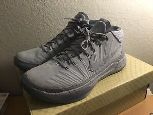 low priced af06b 351ee Details about Nike Kobe AD Detached Mamba Mentality Glacier Grey 922482 002  Men's Size 11