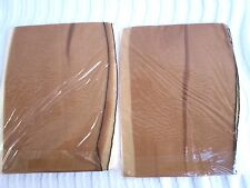 "LOT 2..VTG..ALBERTS..ULTRA SHEER..BLACK BACK SEAM..TAN..PANTYHOSE..TALL 5'8""+"