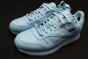 8f538822f6d Image is loading REEBOK-CLASSIC-LEATHER-RAISED-BY-WOLVES-CAPE-BLUE-