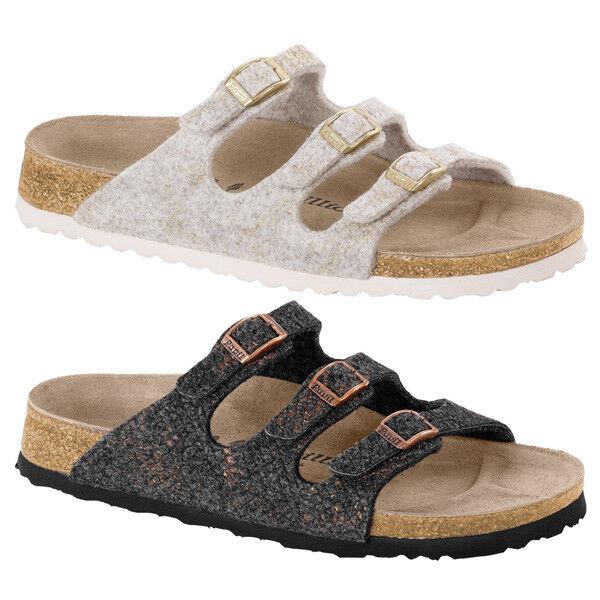 Birkenstock Papillio Florida Wollfilz Hausschuhe Schuhe Damen Sandale Hausschuhe Wollfilz Pantolette 24b8c3