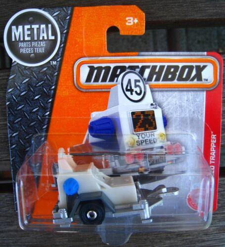 Speed TRAPPEURS MATCHBOX 56//125 1:64 Neuf dans sa boîte NEUF