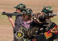 Iraq-Syria Anti-Isis PESHMERGA Patch: Kurdish PKK Figurehead Öcalan RÊBER APO