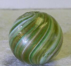 9854m-Onionskin-Lutz-Vintage-German-Handmade-Marble-66-Inches