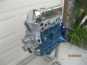 Details about Datsun L20B W53 Rebuilt Long Block Engine Motor Stock Cam  Head 510 521 610 620
