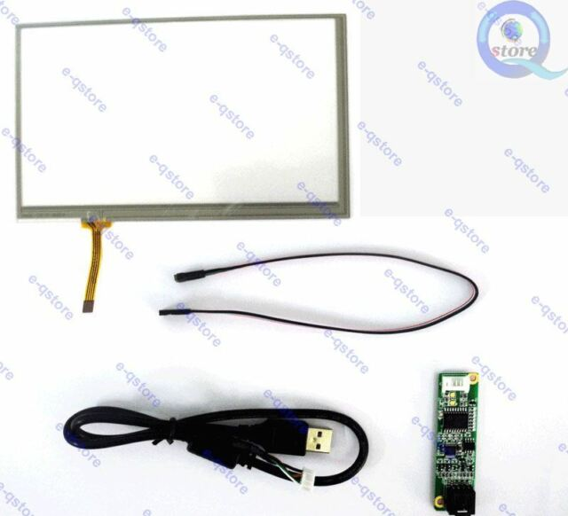 Resistive Touch Screen for DIY 7 inch LCD Monitor Display panel Raspberry Pi