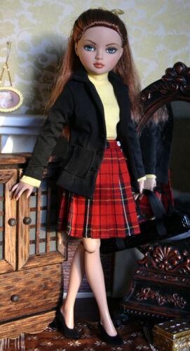 Tonner School Days Doll Clothes Sewing Pattern Ellowyne Wilde