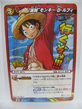 Luffy P OP 46 Promo WB Miracle Battle Carddass Monkey D