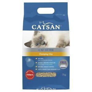 Catsan Ultra Clumping Cat Litter 7kg