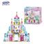Xingbao-Bausteine-Baukaesten-Maedchen-Schloss-Modell-Spielzeug-Toys-Anime-540PCS Indexbild 1