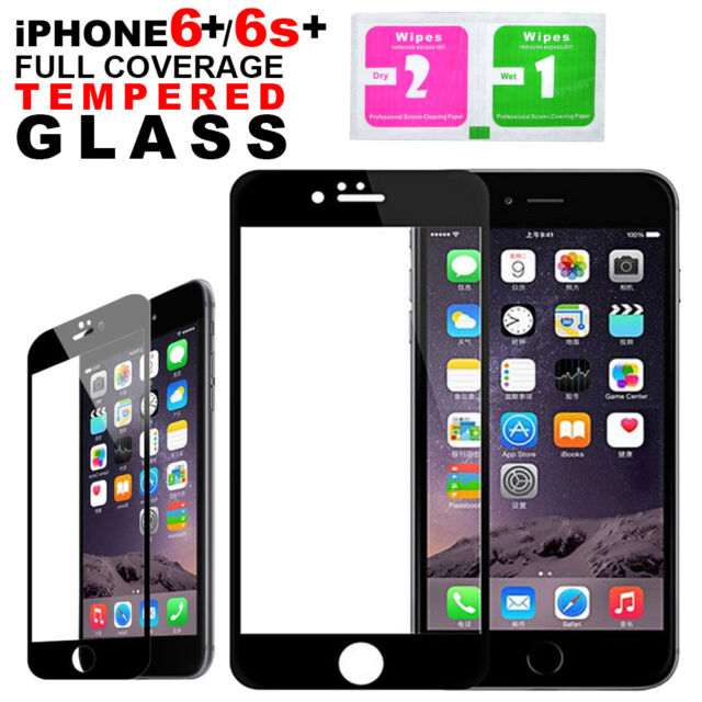2028a7476ee6a7 Full 3d Curved Cover Tempered Glass Screen Protector for Apple ...