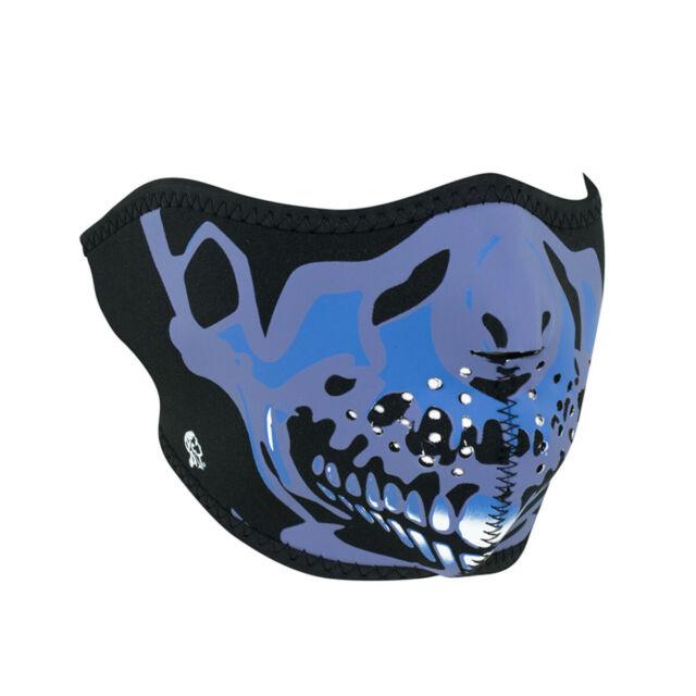 Flag Half Face Mask Windproof Mask Gothic Cool Vintage Ski Mask Sports Biker